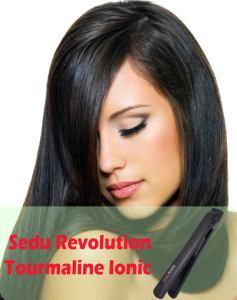 "Sedu Revolution 1"" black onyx titanium styling iron"