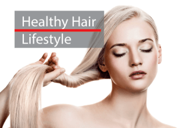 A healthy lifestyle will ensure the best hair growth