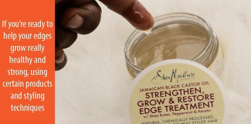 best edge control for natural hair