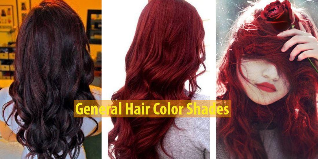 General Hair Color Shades that Look Good on Hazel Eyes