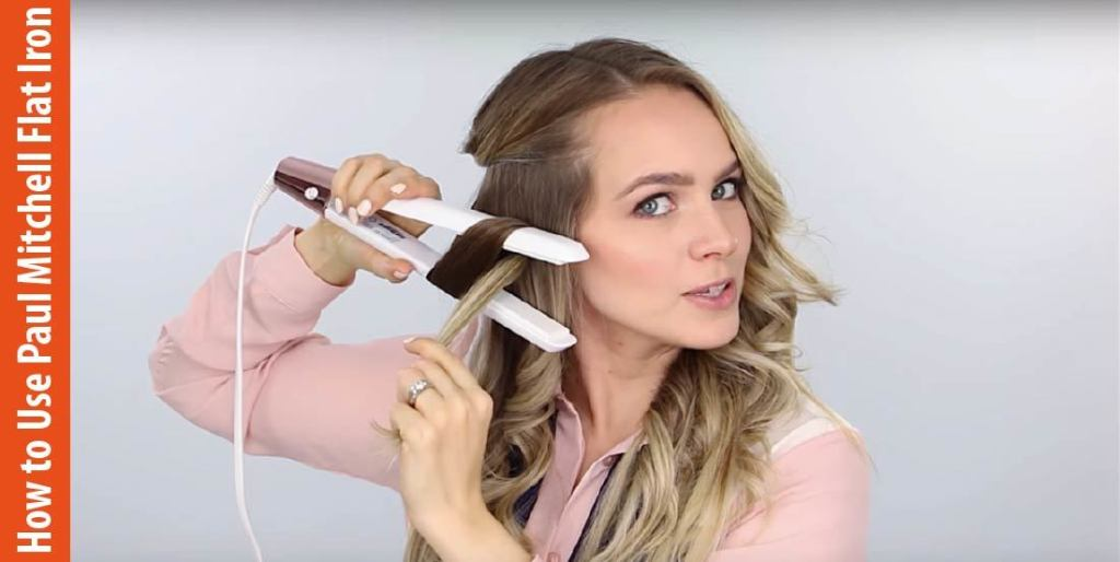 How to Use the Best Paul Mitchell Flat Iron