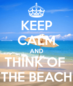 Keep-Calm-Think-of-the-Beach