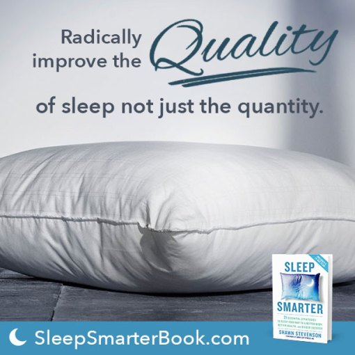A Happier You #10 – Sleep Smarter review