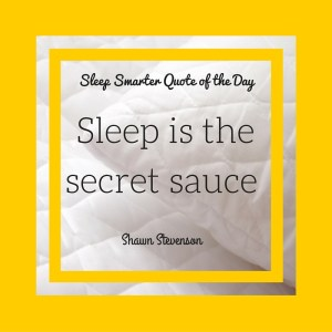 Sleep Smarter Quote of the Day-2