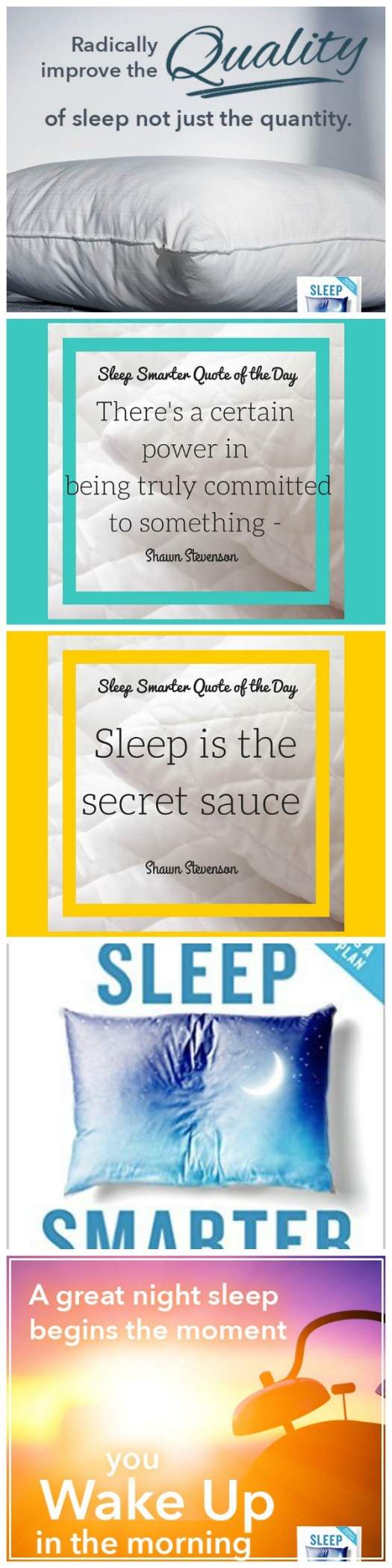 sleep smarter pinterest