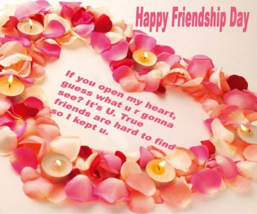 Best Happy Friendship Day Wishes & Messages Collection ~ 2019