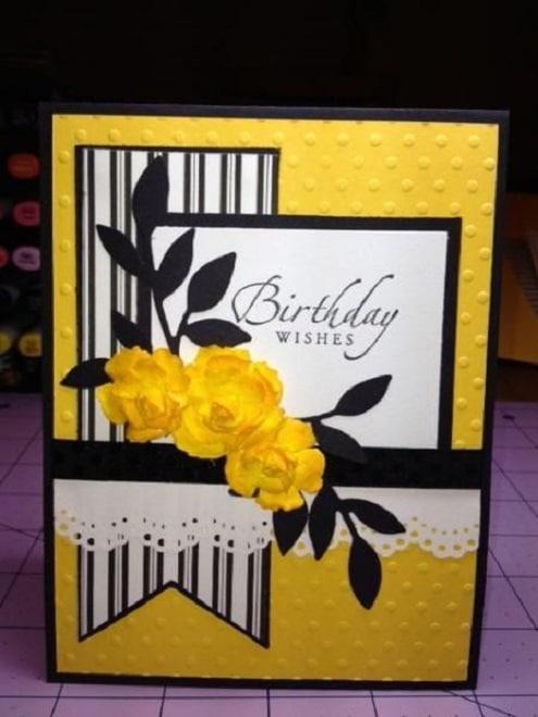 Cute birthday card ideas handmade for grandma