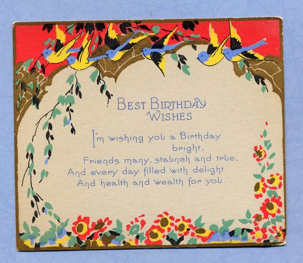 best birthday wishes for male friend
