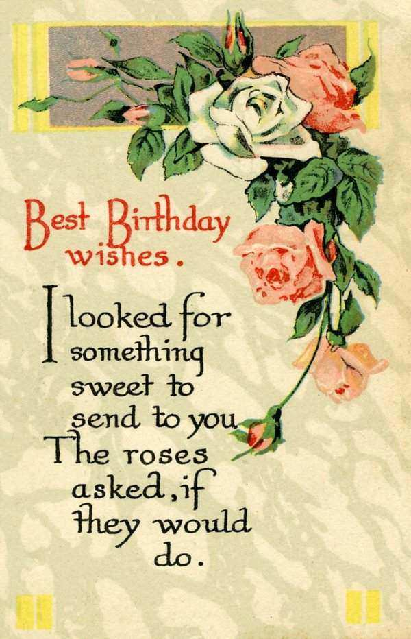 best birthday wishes messages for friend