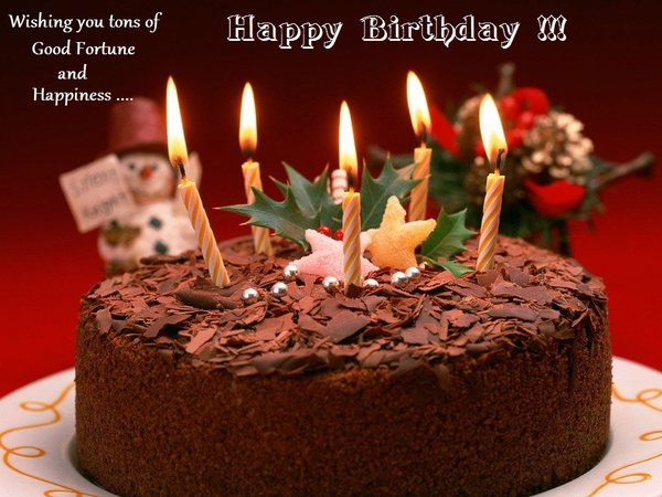happiness birthday wishes for friend