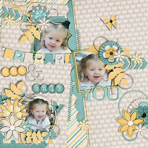 3D Embellishments Scrapbook Ideas