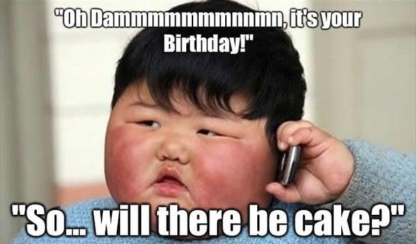 Birthday Memes For Mom