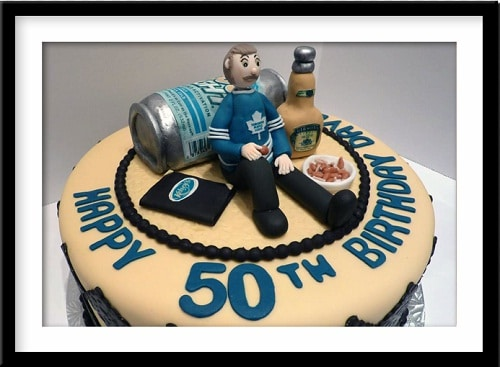 50th Birthday Cake Ideas For Men The Cake Boutique