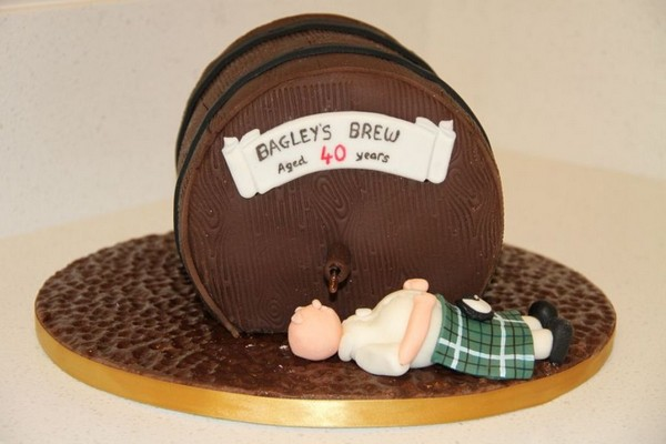 90Th Birthday Cakes For Men