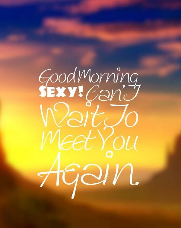 Best Romantic Good Morning Quotes