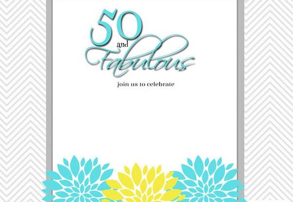 Birthday Invitations Free 30