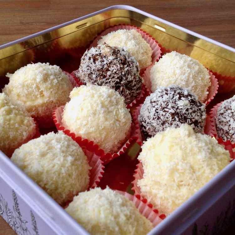 Raffaello bonbons