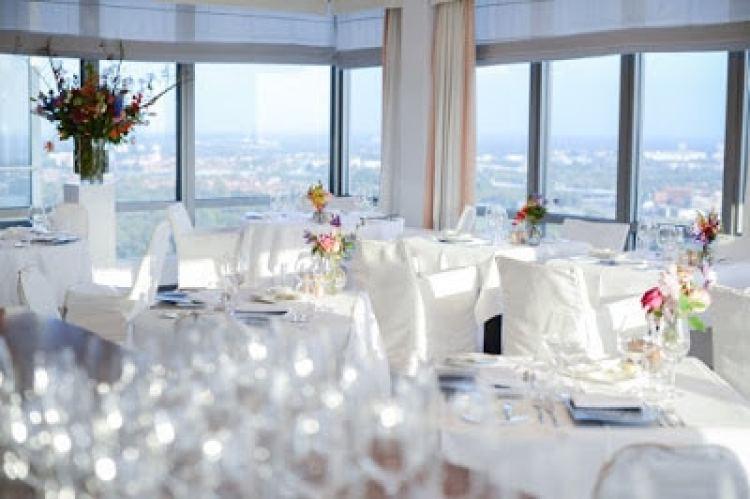 Restaurants op grote hoogte: RT boardroom
