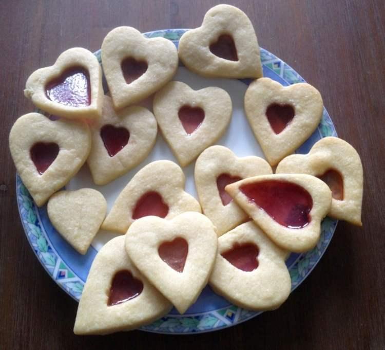 Moederdagcadeaus: koekjes