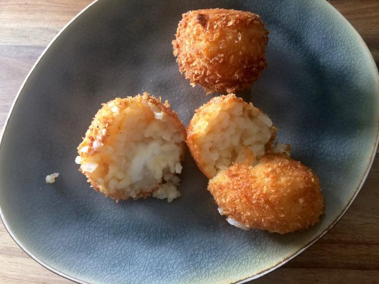 suppli al telefono (risotto-ballen)