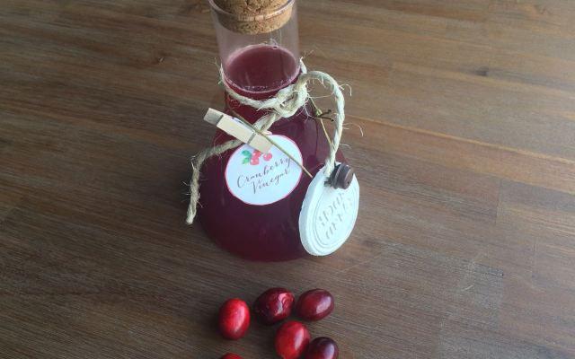 Cranberry azijn