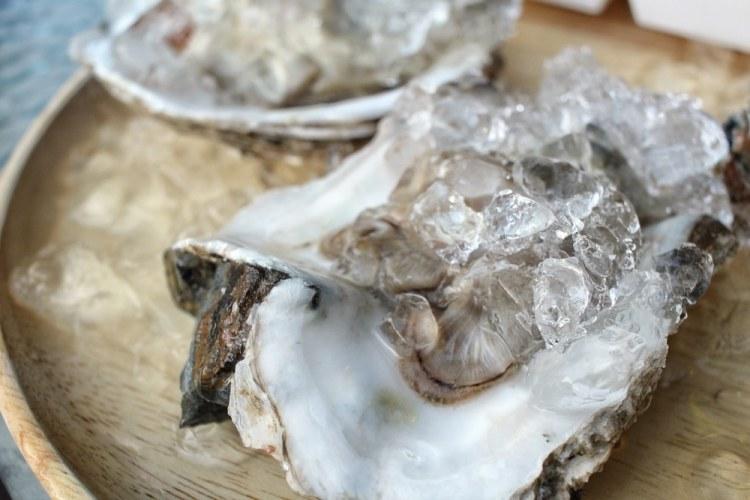 Lustopwekkende eten: oesters