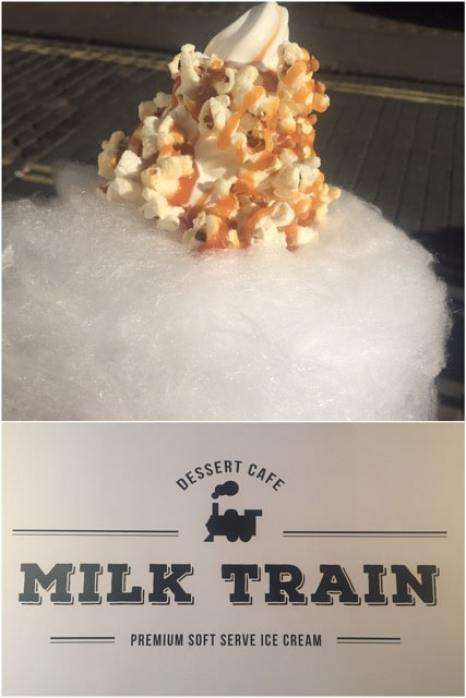 London mrt 20174 milk train