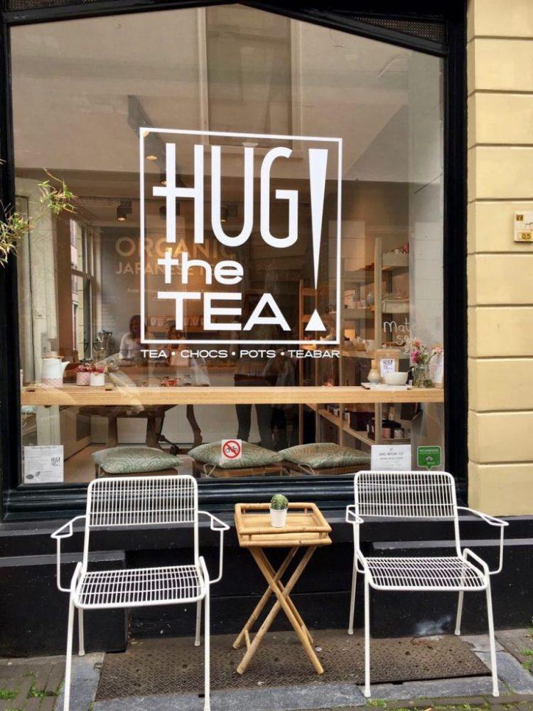 Lekkerste adresjes van Den Haag: Hug the tea