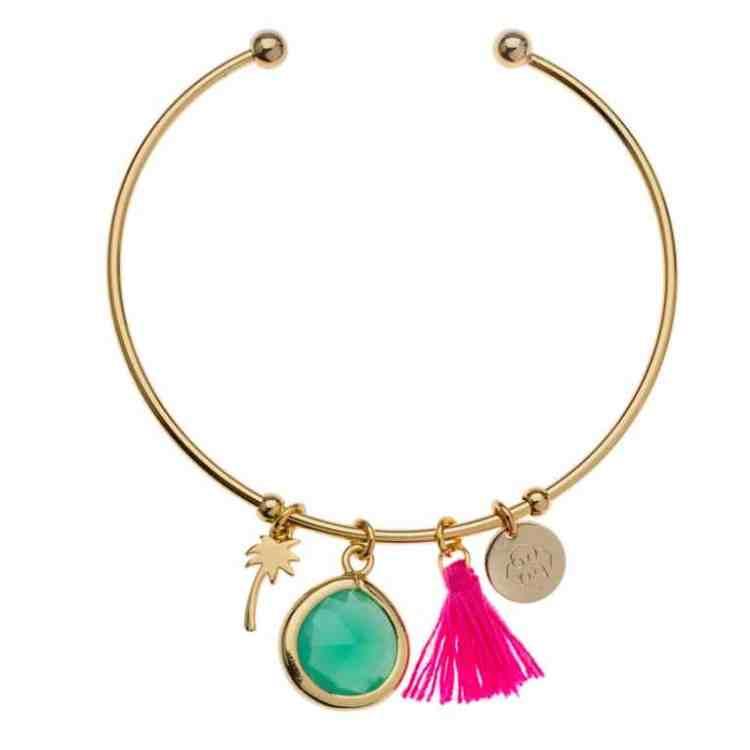 orelia-summer-charm-open-bangle-armband