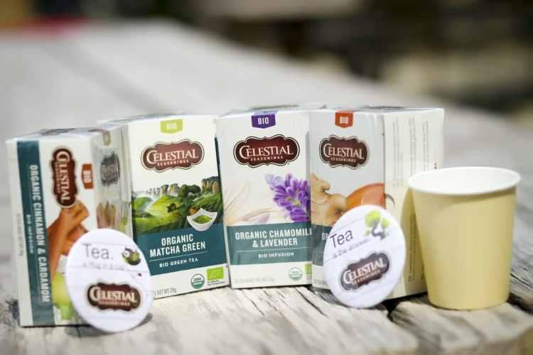 Celestial Seasonings Organics