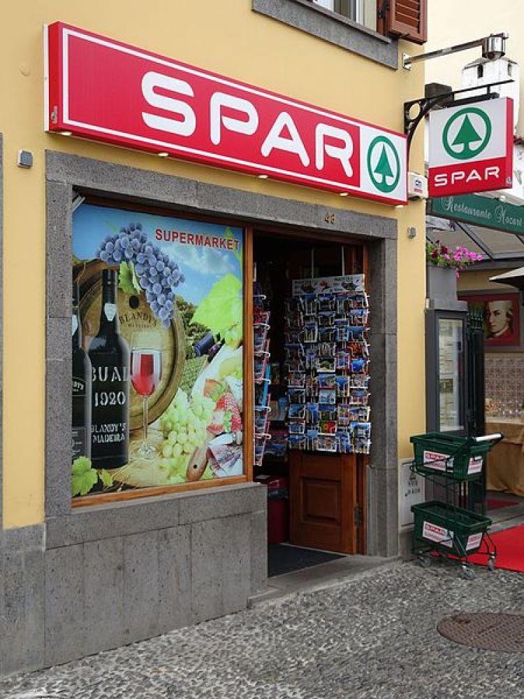 Spar - spaaracties
