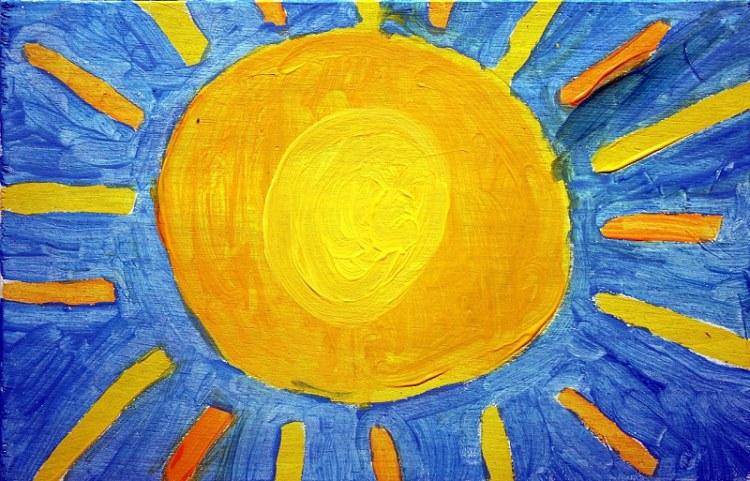 Lichtplan zon