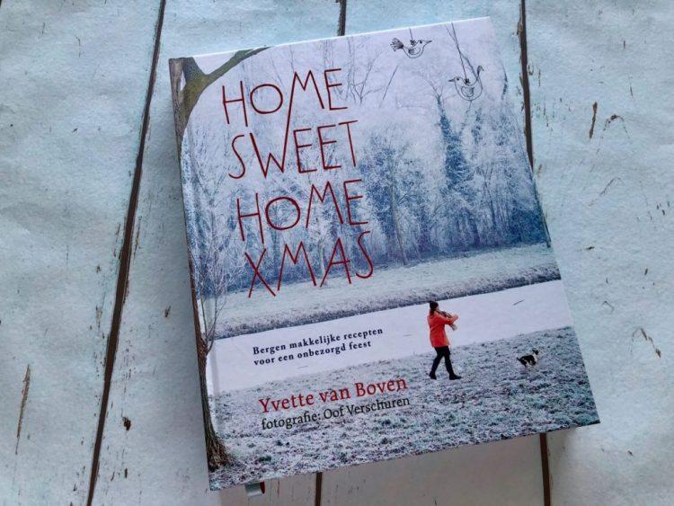 kookboeken: home sweet home xmas