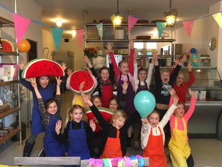 Foto feestje Evelien - Happy Melons