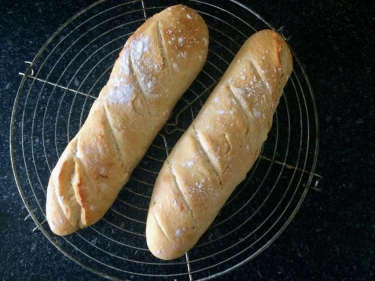 zelf stokbrood bakken