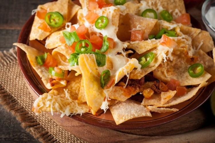 Geschiedenis van beroemde gerechten: nachos