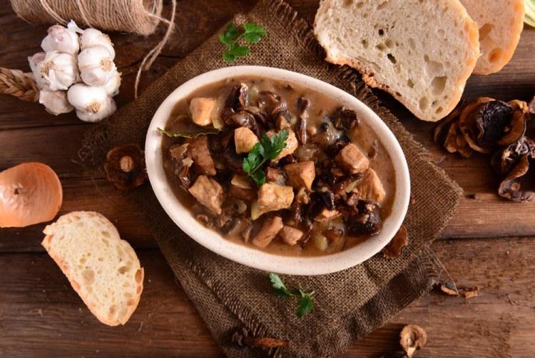 Geschiedenis van beroemde gerechten: boeuf Strogano