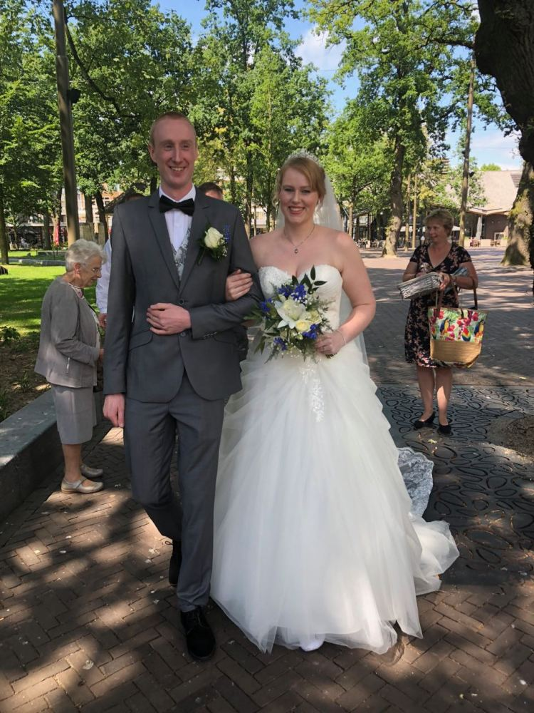Bruiloft Jochem