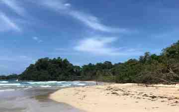 Blik op Panama
