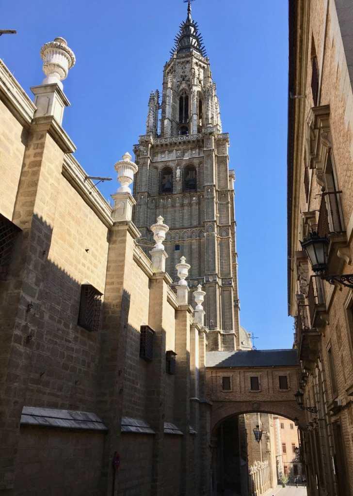 Roadtrip door Spanje en Portugal: Toledo