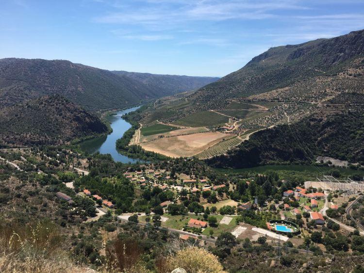 Rondreis door Spanje en Portugal: Saucelle