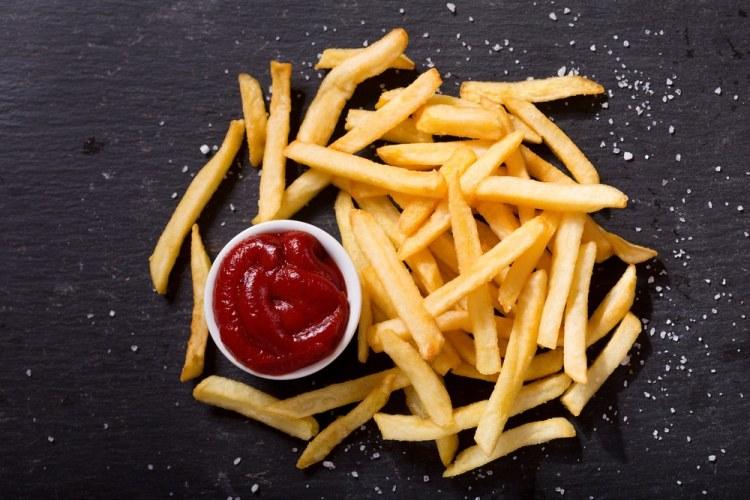 geschiedenis van beroemde gerechten: mayonaise en ketchup