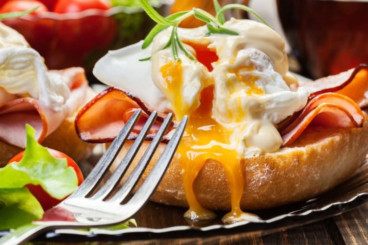 Geschiedenis van beroemde gerechten-eggs benedict