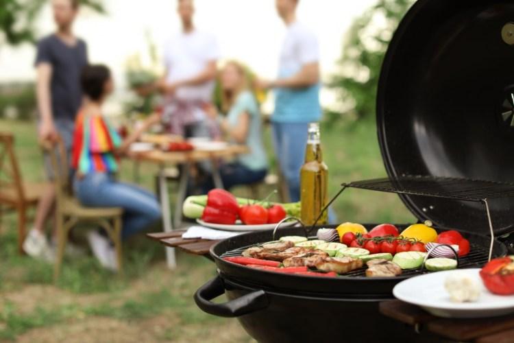 geschiedenis van beroemde gerechten - barbecue