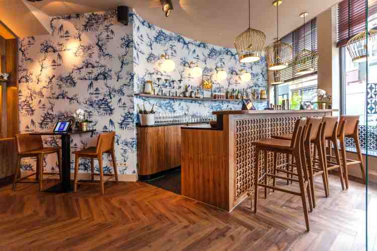 restaurant Zheng bar