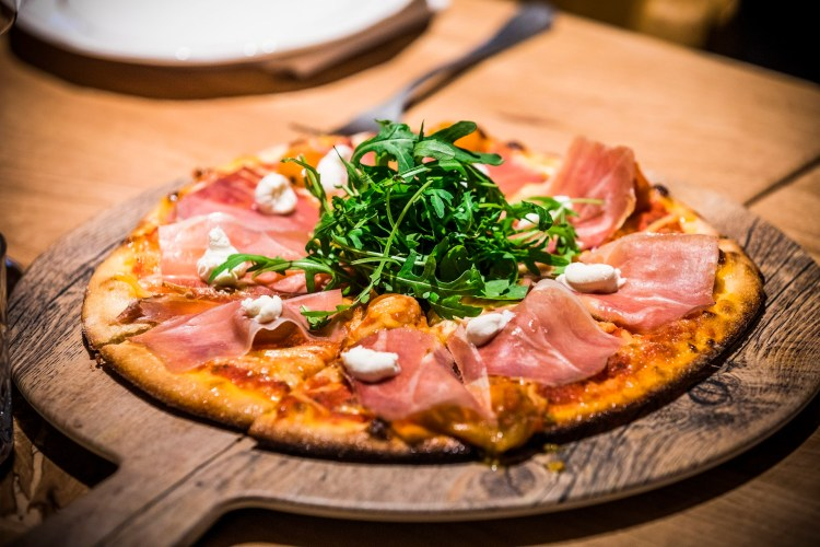 Duurzaam en goed eten bij osteria La Lotteria