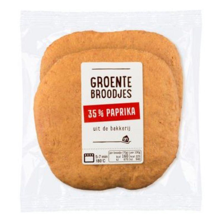 nutteloze pakjes en zakjes: ah groentebroodjes