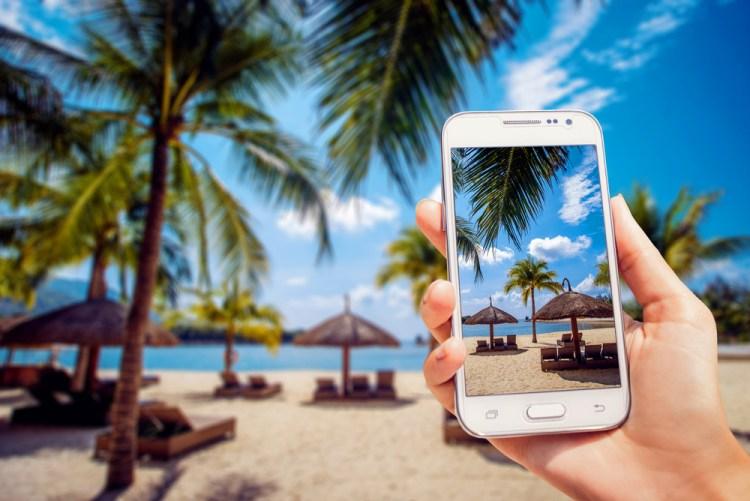 internet op je telefoon in het buitenland