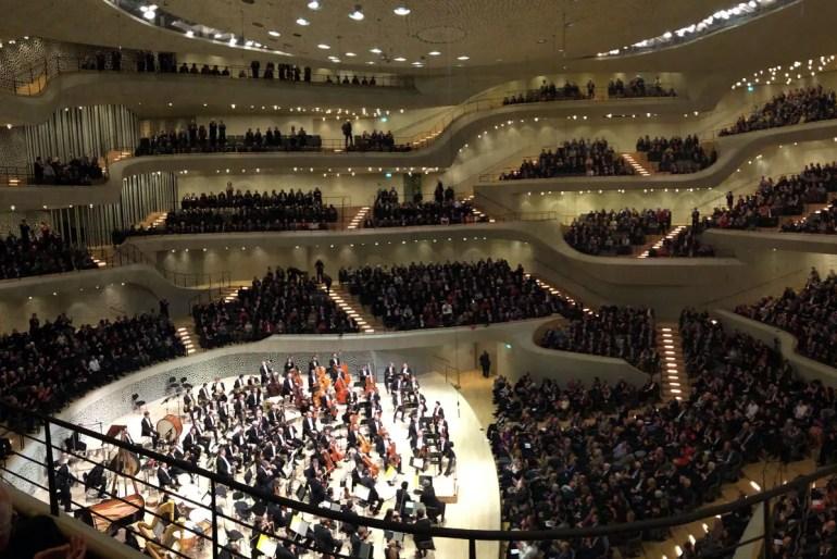 Das Konzert der Wiener Philharmoniker unter Ingo Metzmacher gehörte zu den Highlights der Eröffnungsreihe