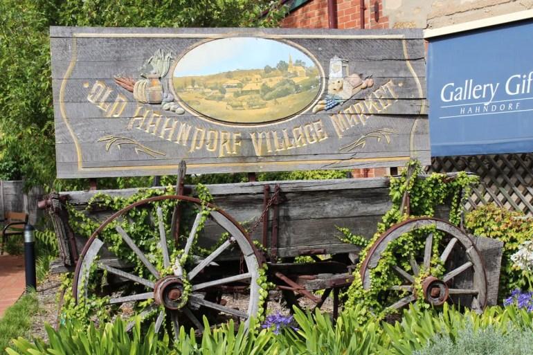 Nicht nur bei Besuchern beliebt: der Old Hahndorf Village Market